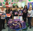 Sarah Royal of Yorkshire Water Donates Over Seven Hundred Selection Boxes to Children in Hospital